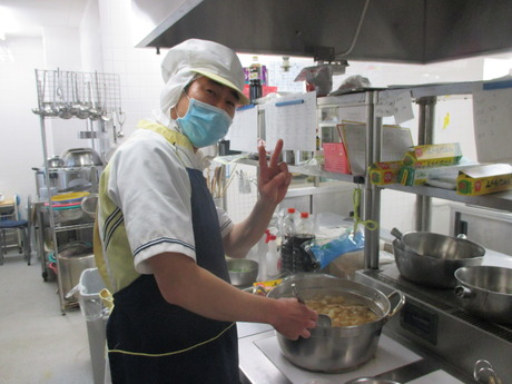 調理師免許を活かして沢山の「笑顔」をつくりませんか?スタッフまで笑顔になれる待遇をご用意しています。